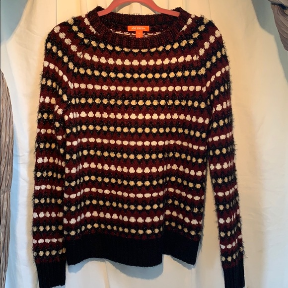 Joe Fresh sweater size large soft&cosy & sparkly